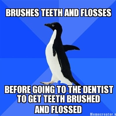 brushes-teeth-and-flosses-before-going-to-the-dentist-to-get-teeth-brushed-and-f