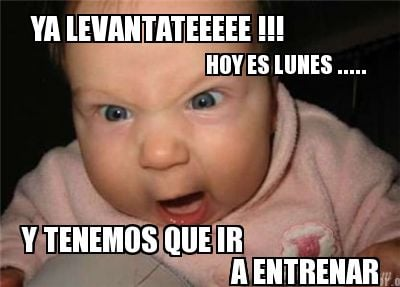 entrenar re create this meme angry baby meme generator advertisement