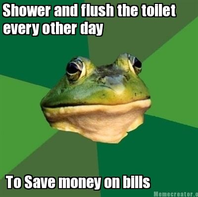 shower-and-flush-the-toilet-every-other-day-to-save-money-on-bills