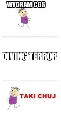 wygram-cgs-diving-terror