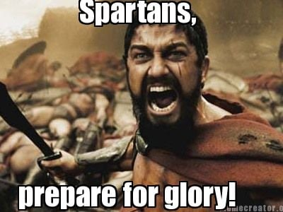 spartans-prepare-for-glory