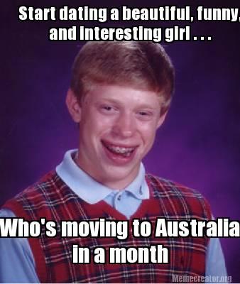 Dating memes in Australia