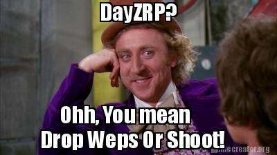 Afbeeldingsresultaat voor Dayzrp memes