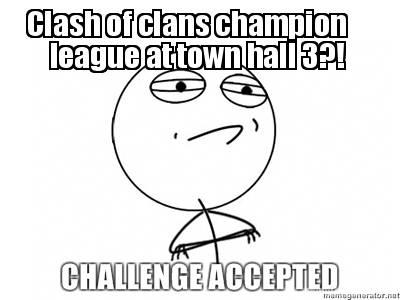 Clash of clans leagues memes