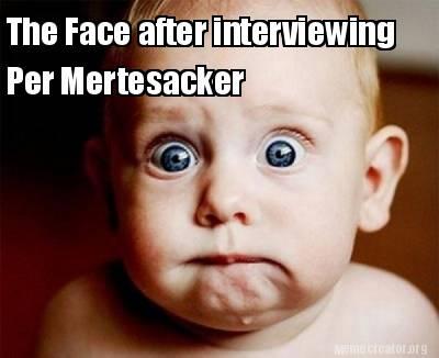Funny Face Meme Maker : Meme creator the face after interviewing per mertesacker meme