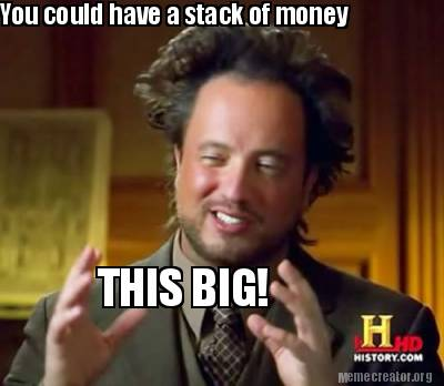 money template
