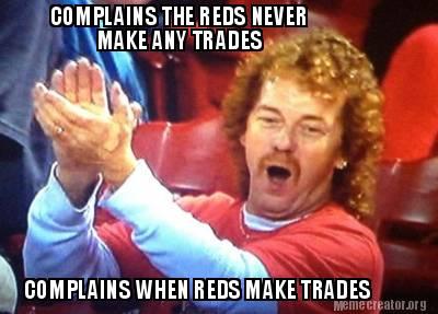 Introducing Scumbag Reds Fan Reds
