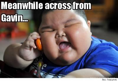 Funny Baby Meme Creator : Meme creator meanwhile across from gavin meme generator at