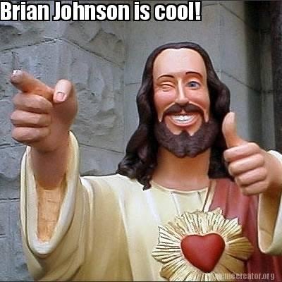 Meme creator brian johnson is cool meme generator at memecreator
