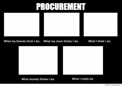 Meme Creator - Procurement Meme Generator at MemeCreator.org!