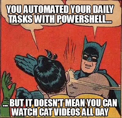 automate daily tasks