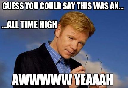 Horatio Caine Yeah Meme