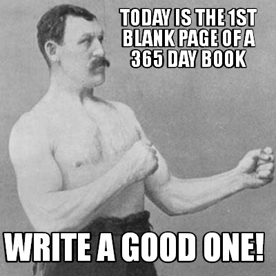 365 Days of Journaling