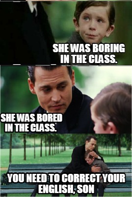 3895579 meme creator she was boring in the class she was bored in the