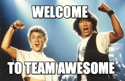 welcome-to-team-awesome