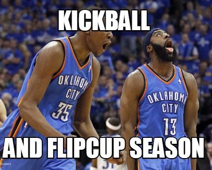 Funny Kickball Meme : Meme creator kickball meme generator at memecreator
