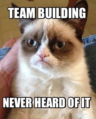 An Original Team Building