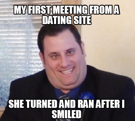 Dating site meme