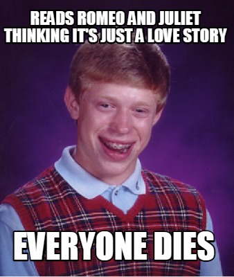 Romeo and juliet bad luck Essay