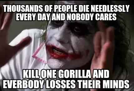 Nobody Cares Meme Joker Nobody Cares Meme Joke...