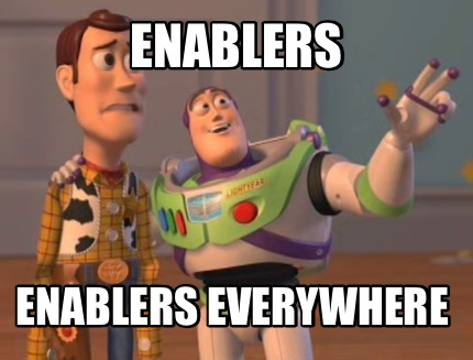enablers-enablers-everywhere