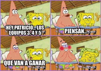 Meme Creator - Hey Patrick.... Yeah Spongebob white people. Meme ...