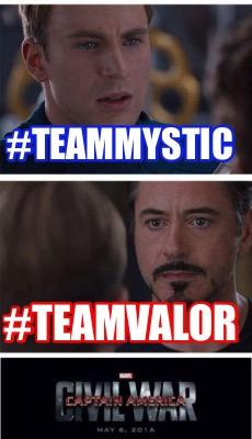Meme Creator - Team Valor Team Instinct Meme Generator at MemeCreator ...