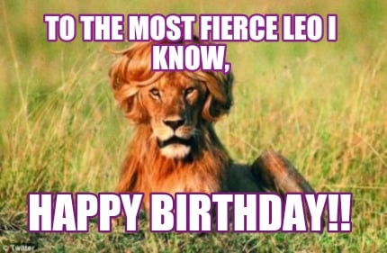 4111079 meme creator happy birthday lion meme generator at memecreator org!