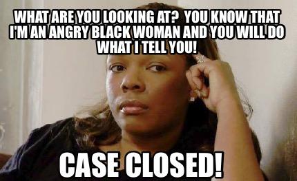 4117591 meme creator angry black woman meme generator at memecreator org!
