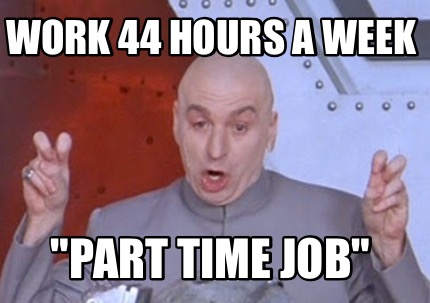 how to ask for part time hours