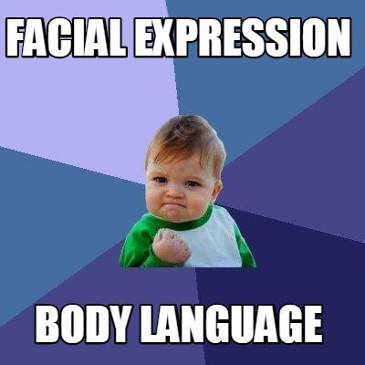 Facial expression creator