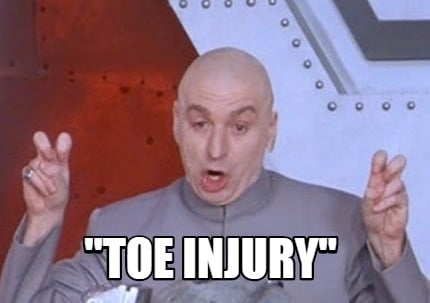 toe-injury
