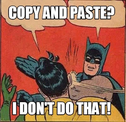 Meme copy and paste 28 images copy and paste i did it for In this house copy and paste