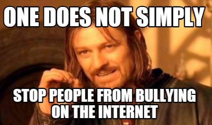 stop bullying on the internet docx uploaded Bullying prevention and intervention plan limited to, electronic mail, internet communications, instant messages or facsimile communications school bus stop, on a school bus or other vehicle owned, leased, or used by the school, or.