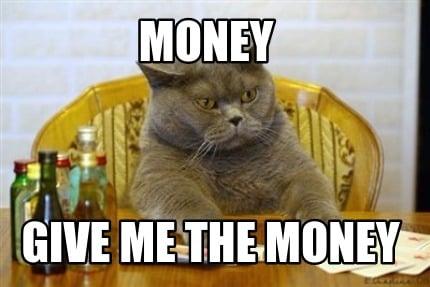 funny money meme