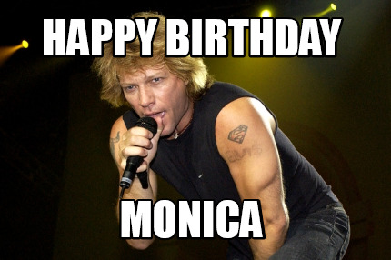 Image result for happy birthday monica images