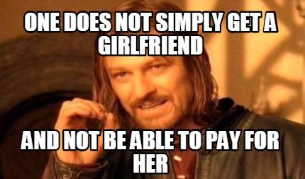 how to get a girlfriend meme