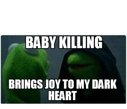 Killing joy