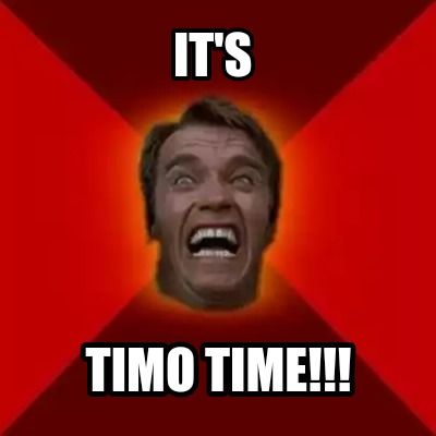 its-timo-time