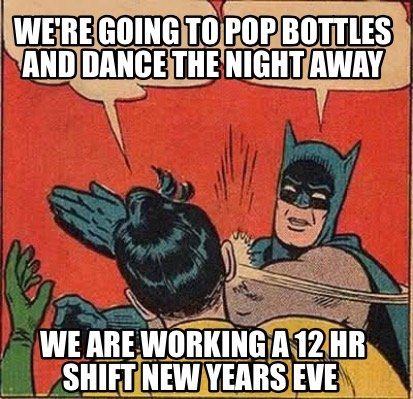 Is It New Years Eve Today