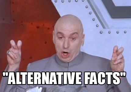 "Meme Creator - ""alternative facts"" Meme Generator at ..."
