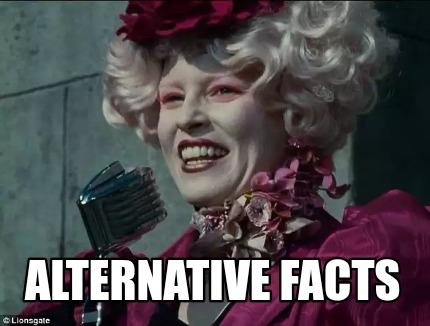 Meme Creator - Funny Alternative facts Meme Generator at ...