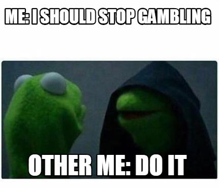 How to stop gambling when winning