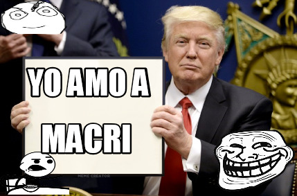 report trump