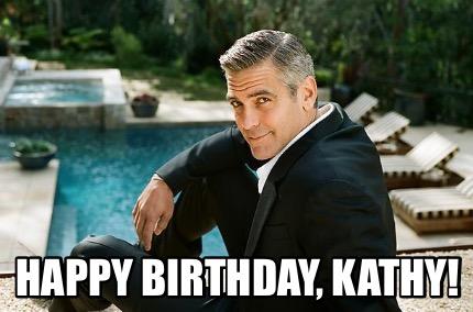 Meme Creator Funny Happy Birthday Kathy Meme Generator At