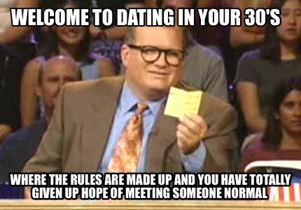 dating in 30s meme Dating apps niet gebaseerd op locatie