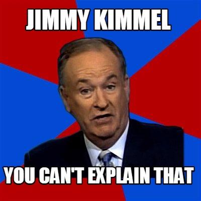 Meme Creator Funny Jimmy Kimmel You Cant Explain That Meme
