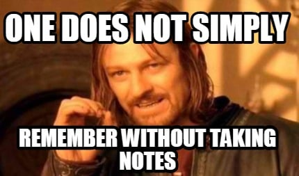 taking-notes-meme
