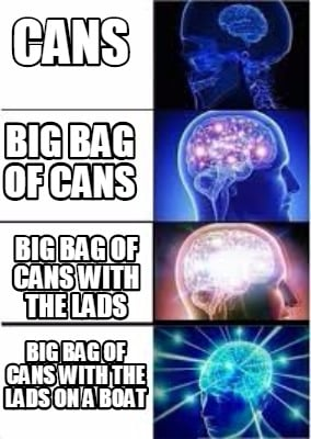 cans-big-bag-of-cans-with-the-lads-on-a-boat-big-bag-of-cans-with-the-lads-big-b