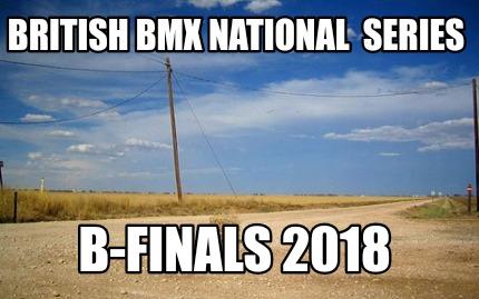 Blackjack nationals bmx 2018